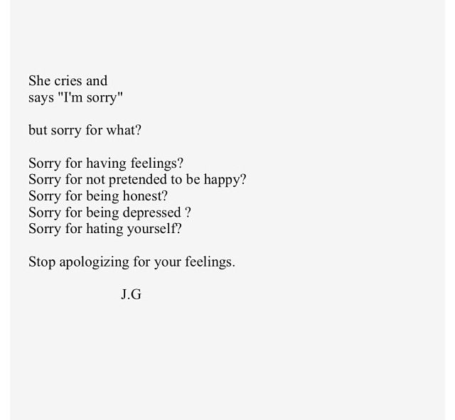 Sorry Quotes Tumblr: 25+ Best Saying Sorry Quotes On Pinterest