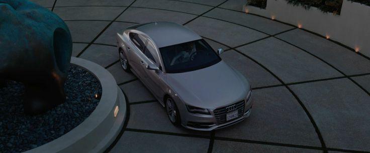 Audi S7 (2012) driven by Gwyneth Paltrow in IRON MAN 3 (2012) @Audi Jackson