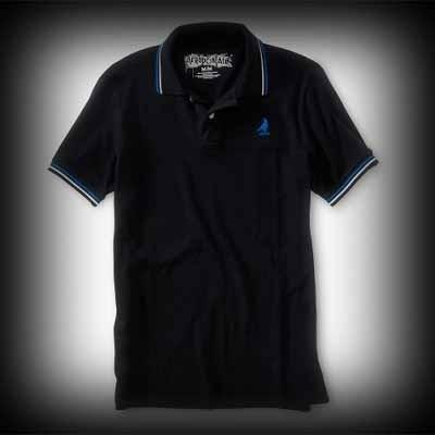 エアロポステール メンズ ポロシャツ Aeropostale Aero Stripe Detail Jersey Polo ポロシャツ-アバクロ 通販 ショップ-【I.T.SHOP】 #ITShop