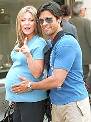 Kelly Ripa and hubby Mark Consuelos