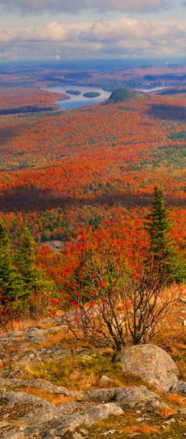 Mont Ham in Quebec's Eastern Townships: http://bbqboy.net/hiking-mont-ham-in-quebecs-eastern-townships/