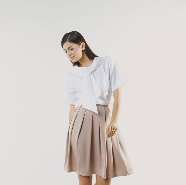 Archway Top + Leslie Skirt