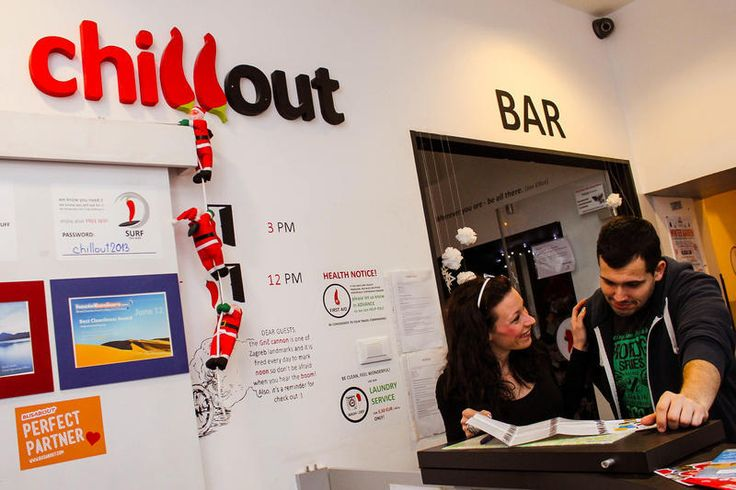 Chillout Hostel Zagreb in Zagreb, Croatia - Find Cheap Hostels and Rooms at Hostelworld.com