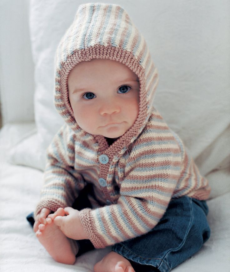 Knitting Free Patterns For Babies : Images about baby knits free patterns on pinterest