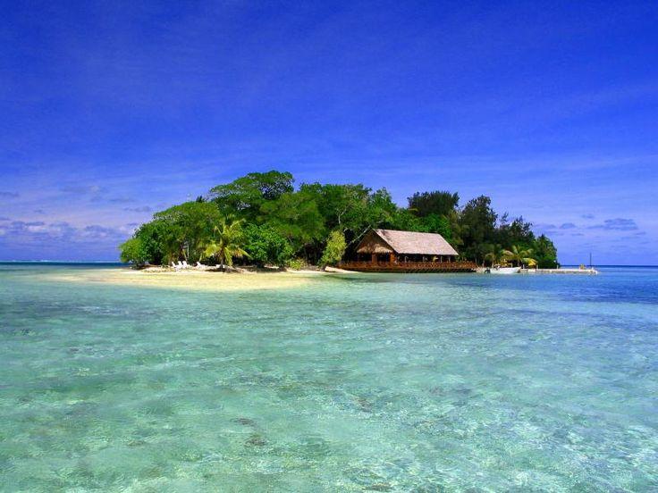 Vanuatu, que hermosa eres.