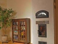 Foyers de Masse Autrichiens pour un chauffage radiant tout l'hiver.   L'Esprit Du Lieu