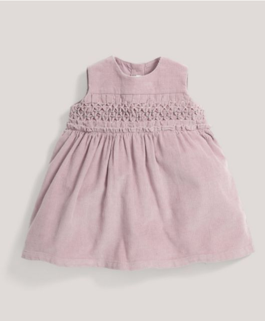 Needle Cord Dress