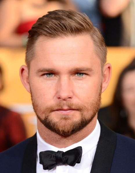 Brian Geraghty at the 2014 Screen Actors Guild Awards.  Grooming by Kim Verbeck.
