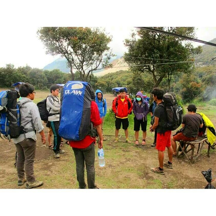 Lets pray before trekking