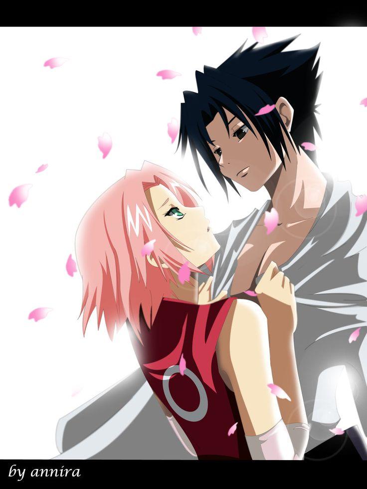 Resultado de imagen para sasuke y sakura