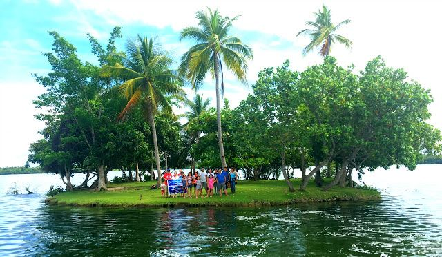 Lake Danao, Camotes Islands