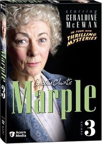 Agatha Christie's Marple Series 3 DVD ~ Agatha Christie's Marple.  Of course, ALL VERSIONS, of Miss Marple are a must see! I never get tired of watching this series! :)