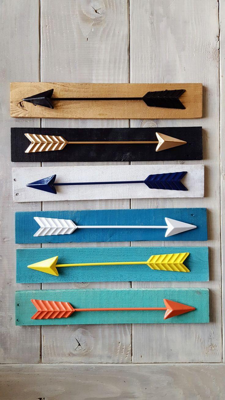 Navy Wall Decor 37 best arrows, arrow decor, wall decor, wood art images on