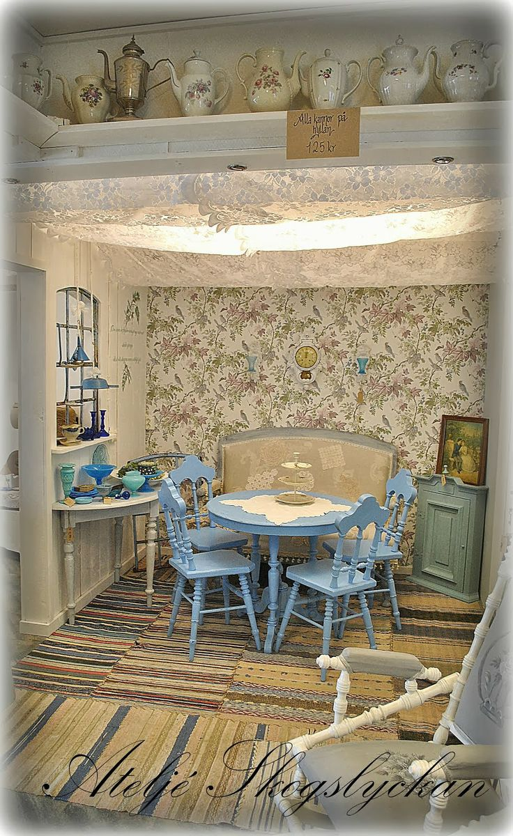 7 best dollhouse miniature shabby chic cottage furniture images on