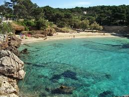 Cala Ratjada eeeeeek, little beach AKA cala Gat. My favourite beach in the www x