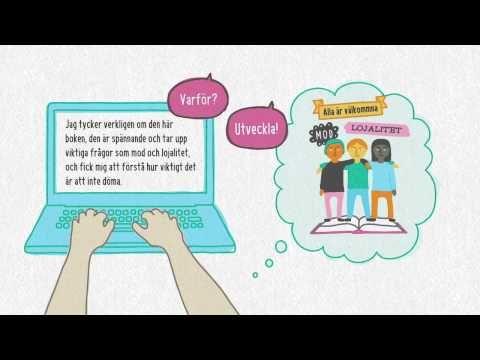 Förstå kunskapskraven: Att utveckla ett resonemang i svenska | Pearltrees