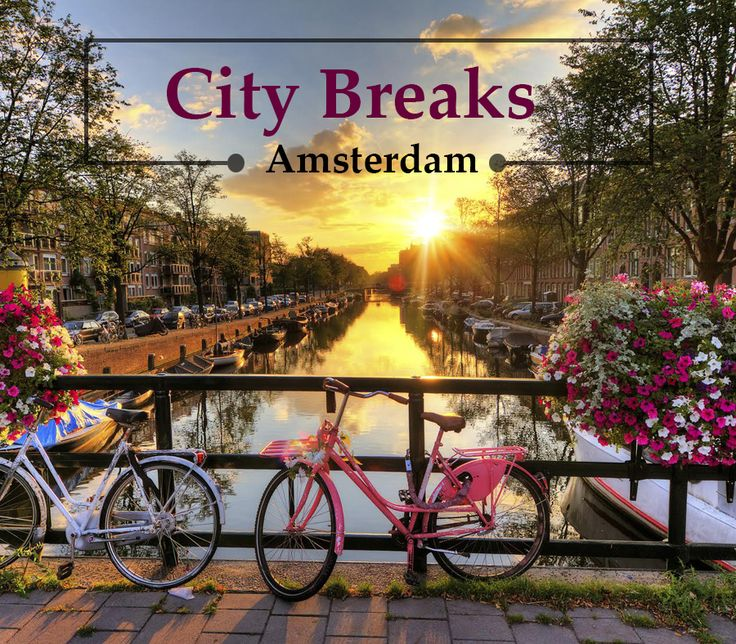 Are you looking for a short break? +Bookitnow Holidays provides a best range of #weekend holiday deals on #Amsterdam most popular destinations.