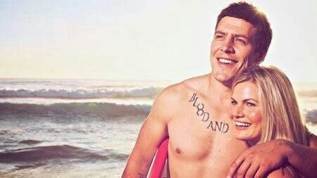 Brax And Ricki -Home And Away.