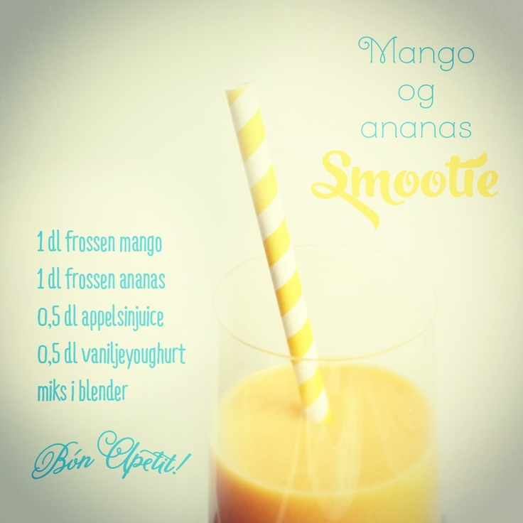 #smoothie #sugerør #papirsugerør #partydesign