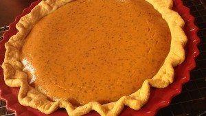 Sugar Free Pumpkin Pie for Bariatric Eating