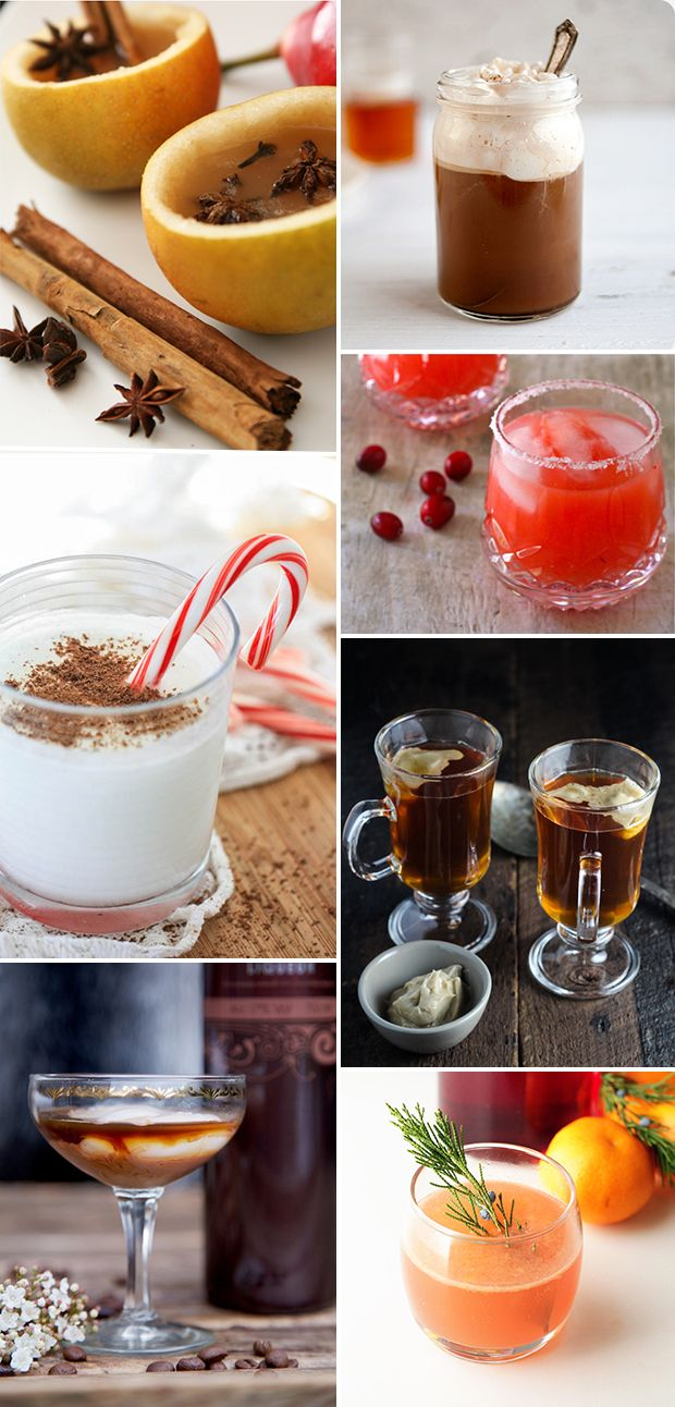 christmas cocktails | onefabday.com