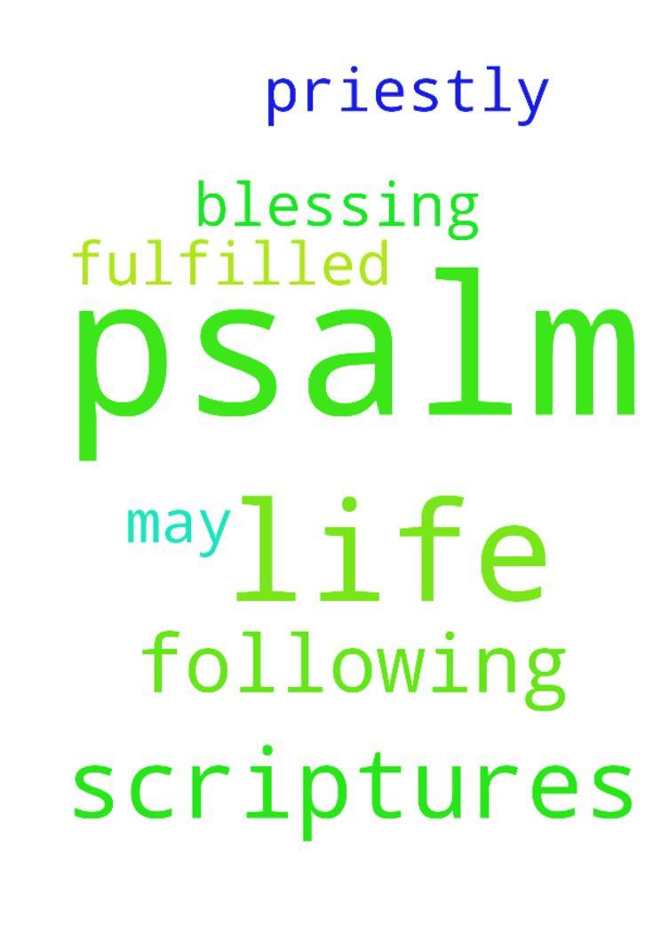 The Hebrew Priestly Blessing - hebrew4christians.com