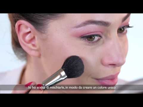 Collezione Trasparenze: video tutorial make-up per il giorno - YouTube #Collistar #beauty #italy #Kartell #design #Trasparenze #Transparency #2015 #makeup #smalto #tutorial #day