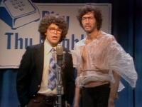 SNL...Al Franken,Tom Davis