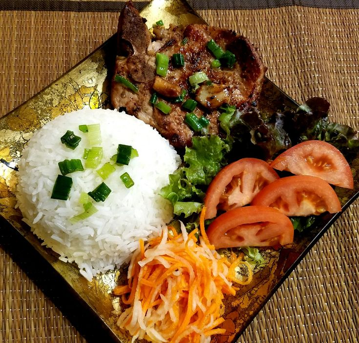 vietnamese grilled pork recipe