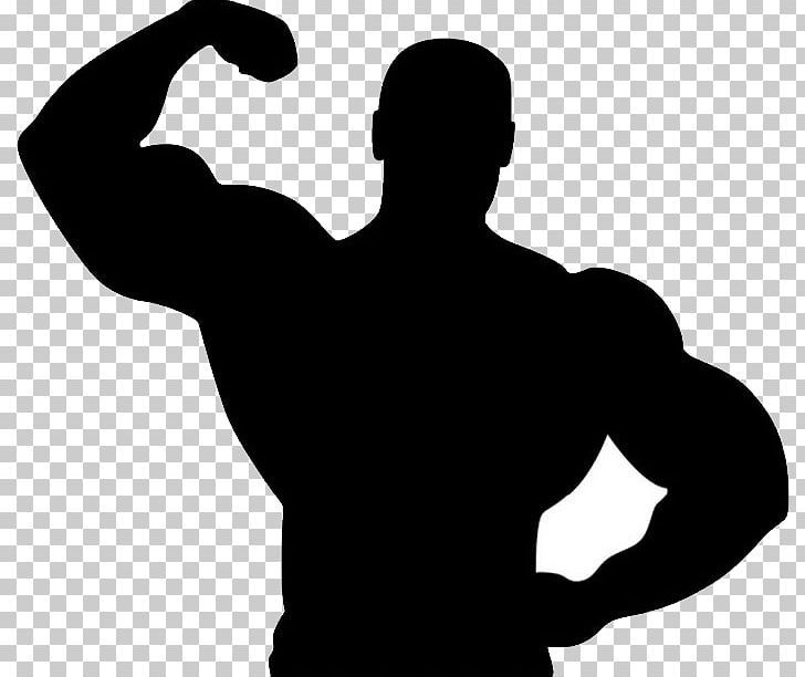 Fitness Centre Bodybuilding Silhouette Png Arm Barbell Black And White Bodybuilding Dumbbell Silhouette Png Silhouette Drawing Silhouette
