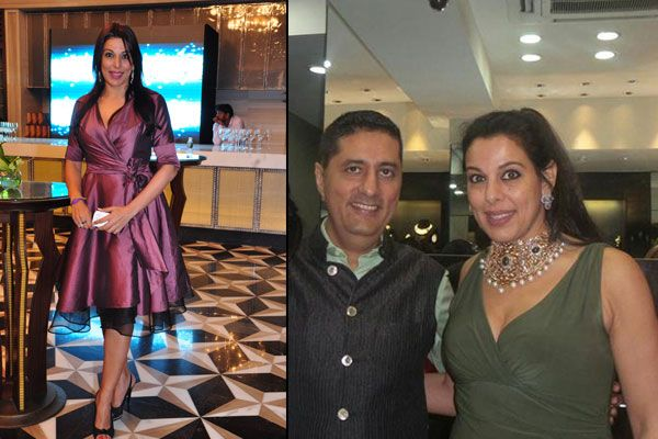 Pooja Bedi has come a long way, yet her hairdo and accessory to the dull dress that she is wearing, everything is a mismatch.