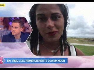 Mad Mag : Ayem Nour fond en larmes pour la dernière de l'émission (Vidéo)