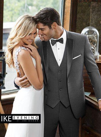 Ike Behar: Grayson Slim Fit Tuxedo – L'Arsenale Formal Wear