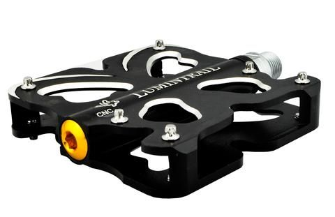 PD-889S CNC Alloy Sealed Bearing Butterfly Pedals