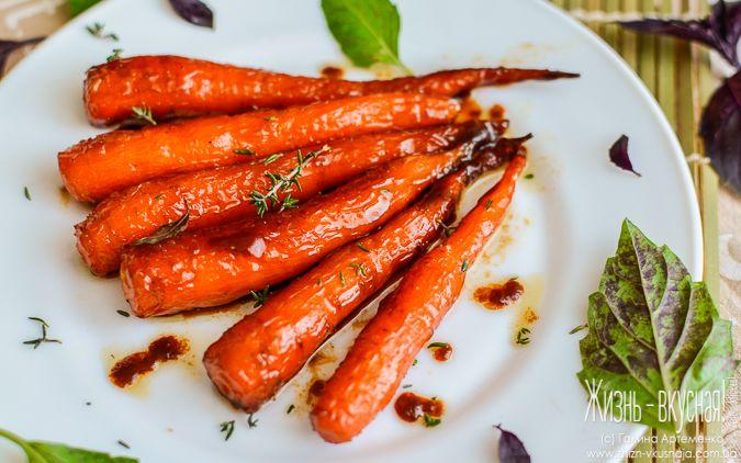 Карамелизированная морковь. И прошедший киевский мастер-класс - Жизнь - вкусная…