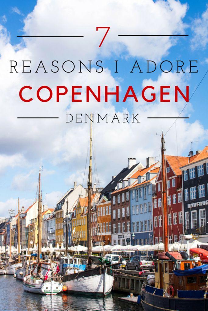 7 reasons to adore colorful Copenhagen, Denmark