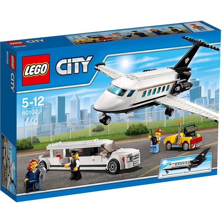 Lego City Airport VIP Service