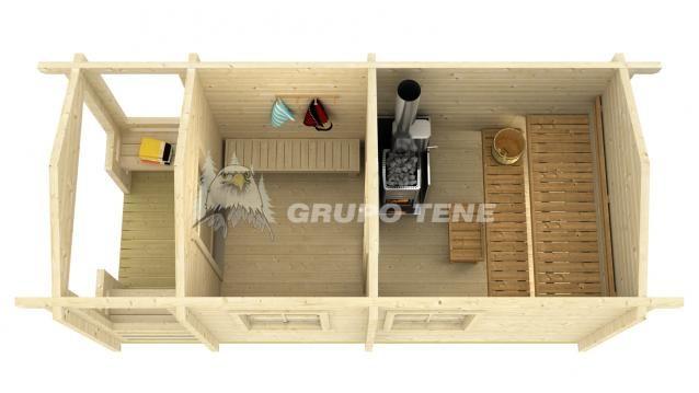 | Piharakennukset-Puutarhamökit-Puutalot-Hirsitalot-Hirsimökkit-Tene piharakennukset ovat puutarhasi koristeena