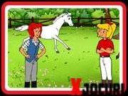 Aduna caii cu Bibi si Tina