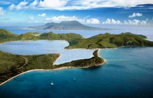 St Kitts and Nevis are surrounded by beautiful beach coves An ideal setting for All Inclusive Vacations