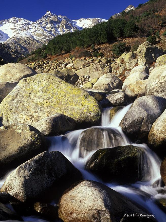 Sierra de Gredos-Arroyo Garganta  Blanca   Spain