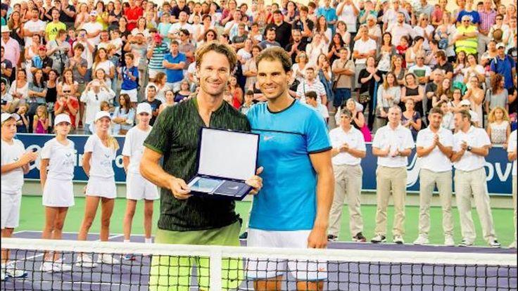Can Carlos Moya Coach Rafael Nadal To Another Grand Slam Title? - Tennis News Videos