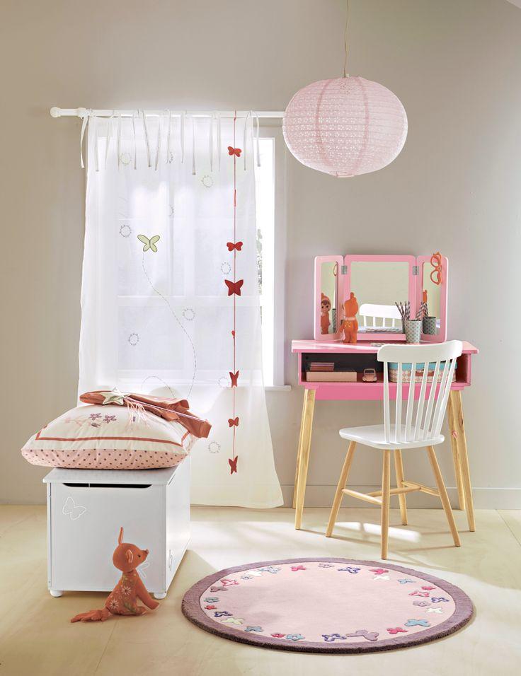 Gallery of beautiful bureau coiffeuse chambre enfant - Vertbaudet cuisine en bois ...