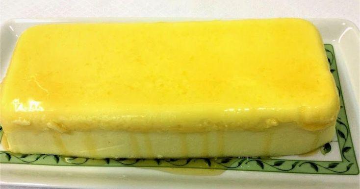Pastel fresco de limón