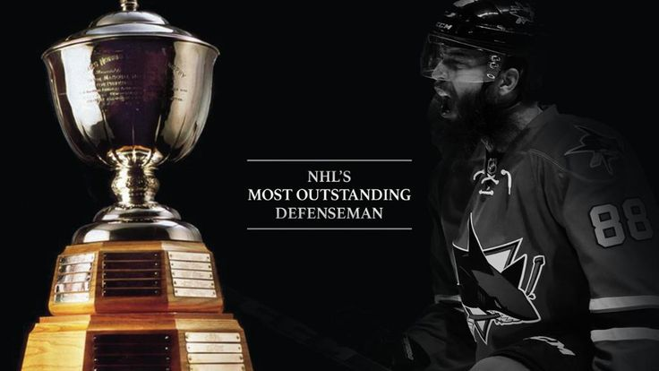 Sharks Defenseman Brent Burns Wins 2017 Norris Trophy