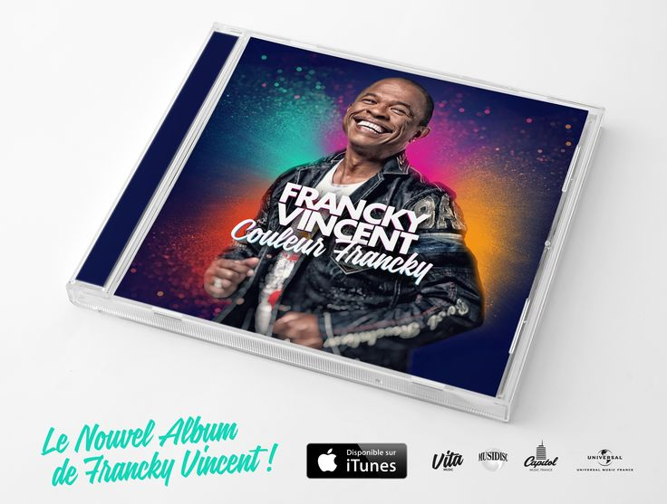 FRANCKY VINCENT NEW ALBUM