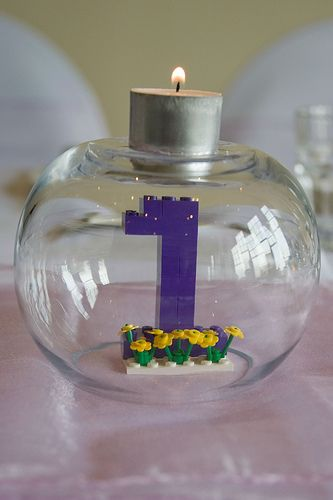 Digging these lego table numbers!