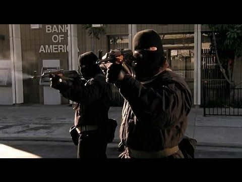 44 Minutes 2003 The North Hollywood Shootout Full Movie Based on a true ...