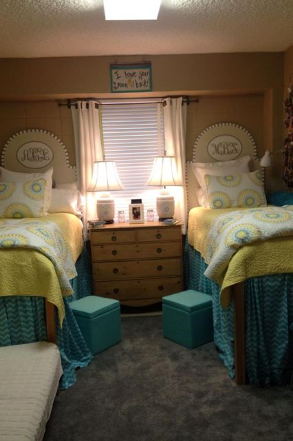 My Dorm Decor | Make Your Dorm Room the Envy of your Hall! An American Made Dorm Blog
