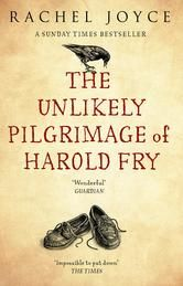 The Unlikely Pilgrimage Of Harold Fry.......love this book ♥